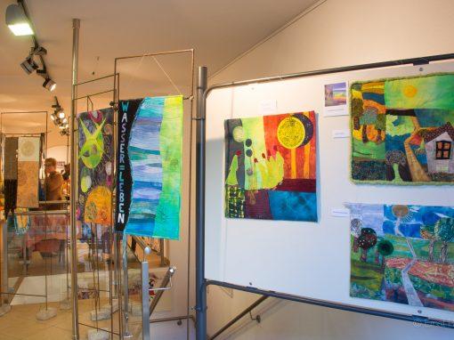 Patchwork Ausstellung